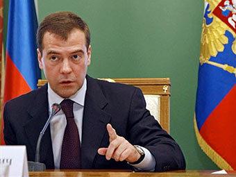 Президент рф дмитрий медведев потребовал внести изменения в систему медицинского страхования в россии и заставить