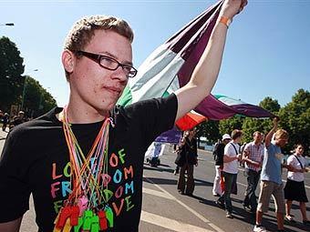 Первый балтийский гей-парад пройдет 16 мая в столице Латвии. . Комиссия Ри
